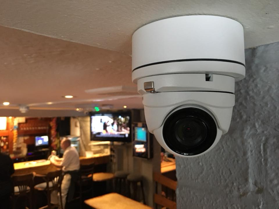 CCTV Security Camera installation in london
