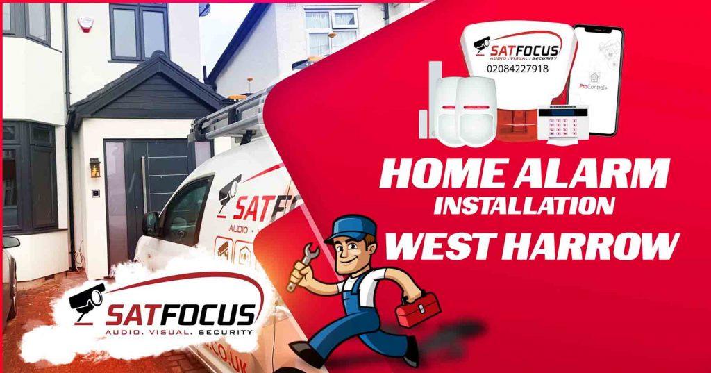 Home Alarm Installation